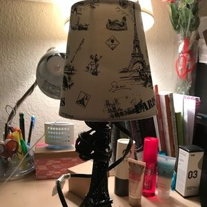 Paris Nightstand Lamp